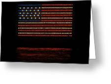 Navy Seals Flag Greeting Card