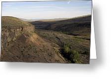 Near Yakama - Washington Greeting Card
