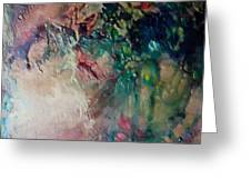 Nebula Centaurus Greeting Card