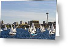 Needle Sails By Greeting Card