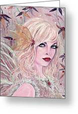 Neira Winter Fairy Greeting Card