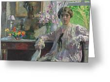 Nellie Kabel Greeting Card