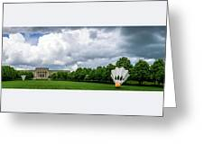 Nelson-atkins Museum Of Art Greeting Card