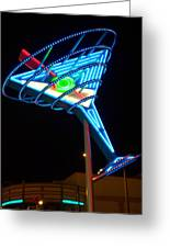 Neon Signs 4 Greeting Card