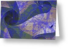 Neptune Illuminations Greeting Card