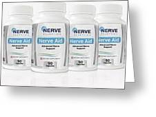 Nerve Aid Essentials Review - Proven Ingredients Relieve .. Greeting Card
