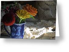 Nestled In  Shadow Greeting Card