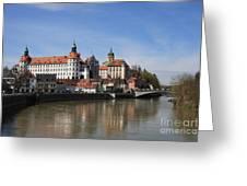 Neuburg Donau - Germany Greeting Card