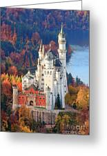 Neuschwanstein - Germany Greeting Card