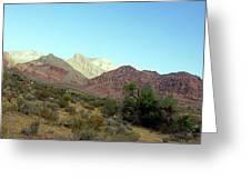 Nevada 1 Greeting Card