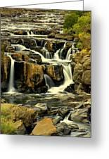 Nevada Falls 5 Greeting Card