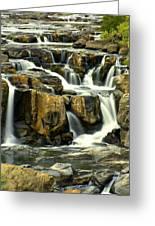 Nevada Falls Greeting Card