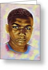 Never Forget Trayvon Greeting Card