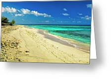 Neverending Paradise Greeting Card