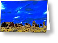 New Alto And Visitors Greeting Card