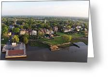 New Castle, Delaware Greeting Card