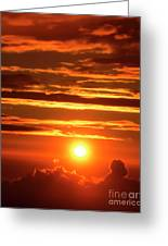 New Dawning Greeting Card
