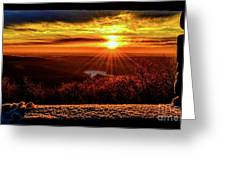 New  Day  Dawns Greeting Card
