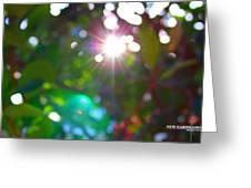 New Earth Vibe #10 Greeting Card