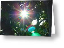 New Earth Vibe #4 Greeting Card
