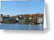 New England Greeting Card