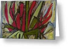 New Growth Greeting Card