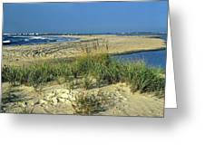New Jersey Inlet  Greeting Card