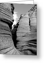 Kasha-katuwe Tent Rocks National Monument 6 Greeting Card