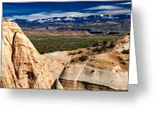 New Mexico Vista Greeting Card