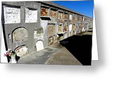 New Orleans Crypts 12 Greeting Card