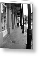 New Orleans Street Photography 1 Greeting Card