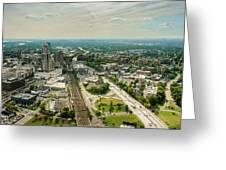 New Rochelle 3 Greeting Card