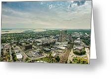 New Rochelle 4 Greeting Card
