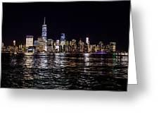 New York  Greeting Card