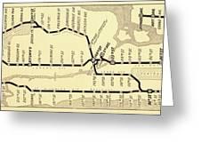 New York Subway Map 2100.New York City Subway Map Vintage Shower Curtain