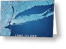 Topographic Map Long Island.New York Long Island 3d Render Satellite View Topographic Map Bl