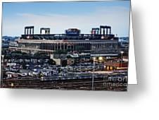 New York Mets Citi Field Greeting Card
