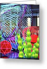 New York State Chinese Lantern Festival 4 Greeting Card