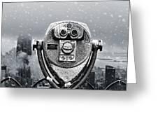 New York Views Greeting Card