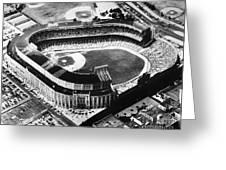 New York: Yankee Stadium Greeting Card