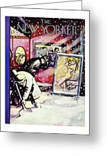 New Yorker February 11 1950 Greeting Card