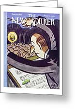 New Yorker June 27 1959 Greeting Card