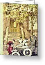 New Yorker May 16 1953 Greeting Card