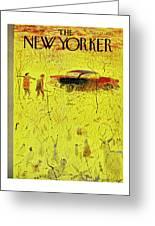 New Yorker November 15 1958 Greeting Card