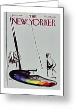New Yorker October 17 1959 Greeting Card