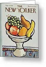 New Yorker September 12 1959 Greeting Card