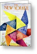 New Yorker September 3 1949 Greeting Card