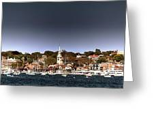 Newport Greeting Card