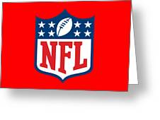 NFL Greeting Card