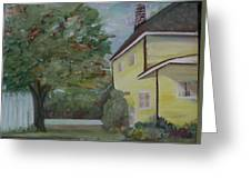 Nh Home  Greeting Card